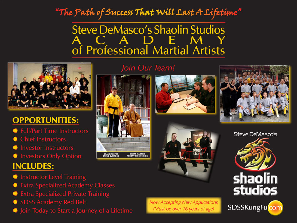 become a martial arts program director
