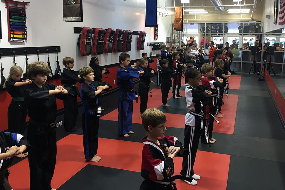 sdss ct september 2015 jr brown belt test sdss martial arts