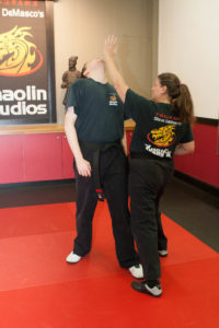 Self Defense for Women - Vicky-03